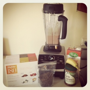 look! my new vitamix! #love