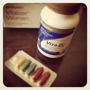 """vitamin d, aka the """"sunshine vitamin"""""""